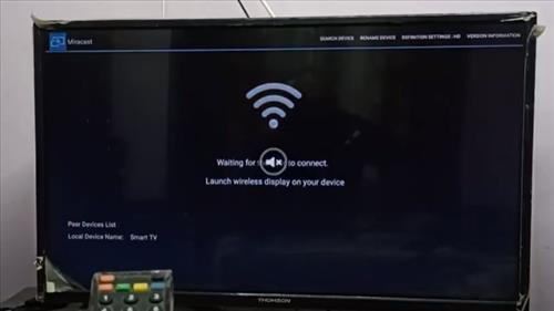 How To Screen Mirror Galaxy A21 to a Smart TV Update Step 1