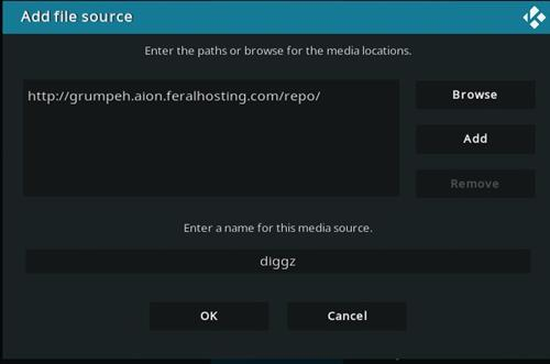 Chief Wizard Diggz Repository URL Install 2