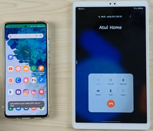 How To Call and Text On Other Devices with Samsung Galaxy