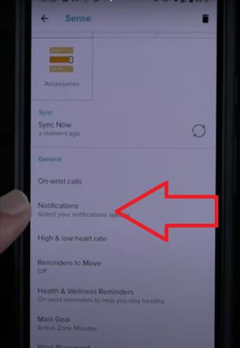 How To Set Up Enable On-Wrist Phone Calls For Fitbit Sense Android
