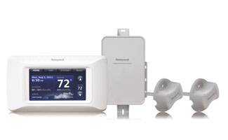 """alt=""""programmable touch screen thermostat"""""""