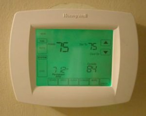 best thermostat setting for summer
