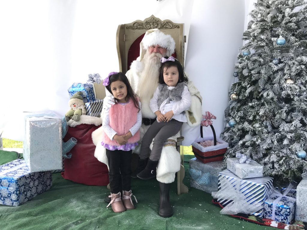 Hire santa for holiday events