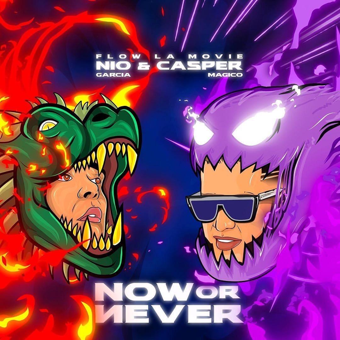 EMM News : Nio & Casper - Now or Never