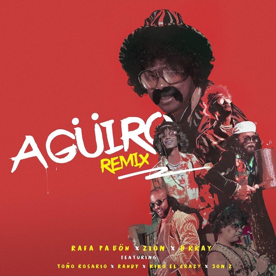 "EMM News : Rafa Pabon ""AGUIRO Remix:"