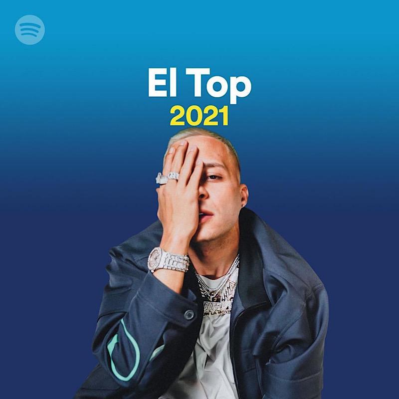 """Nio Garcia's Hot Single """"AM"""" Now on Spotify's """"EL TOP 2021"""" & """"EXITOS URUGUAY"""""""