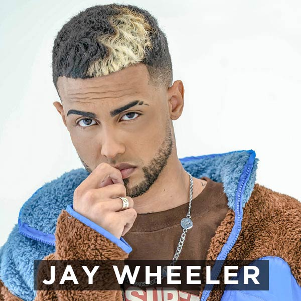 """JAY WHEELER ANNOUNCES HIS FIRST ENGLISH SONG """"TAKE MY LIFE"""", PREMIERES AUGUST 13"""