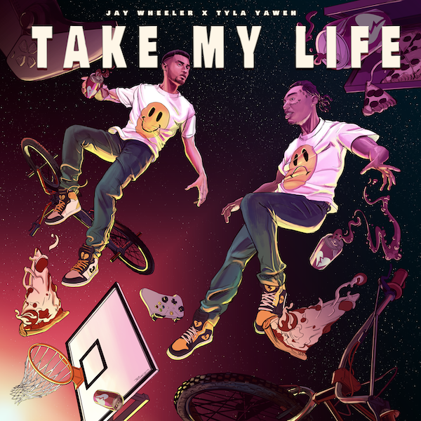 """JAY WHEELER SURPRISES WITH FRESH SOUND IN """"TAKE MY LIFE"""" FEATURING TYLA YAWEH, WHICH WILL BE PART OF HIS UPCOMING URBAN ENGLISH ALBUM"""
