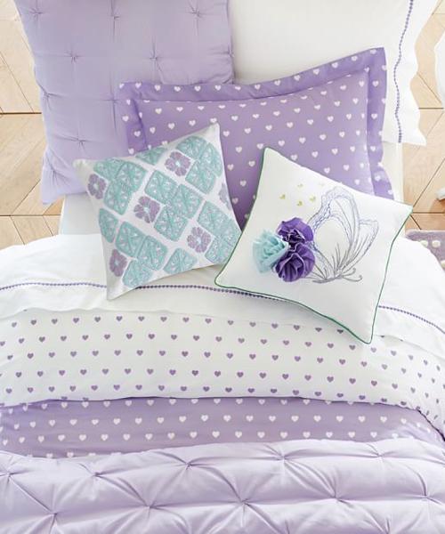 Audrey Girls Bedding