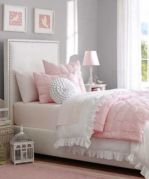 Audrey Girls Bedding Quilt