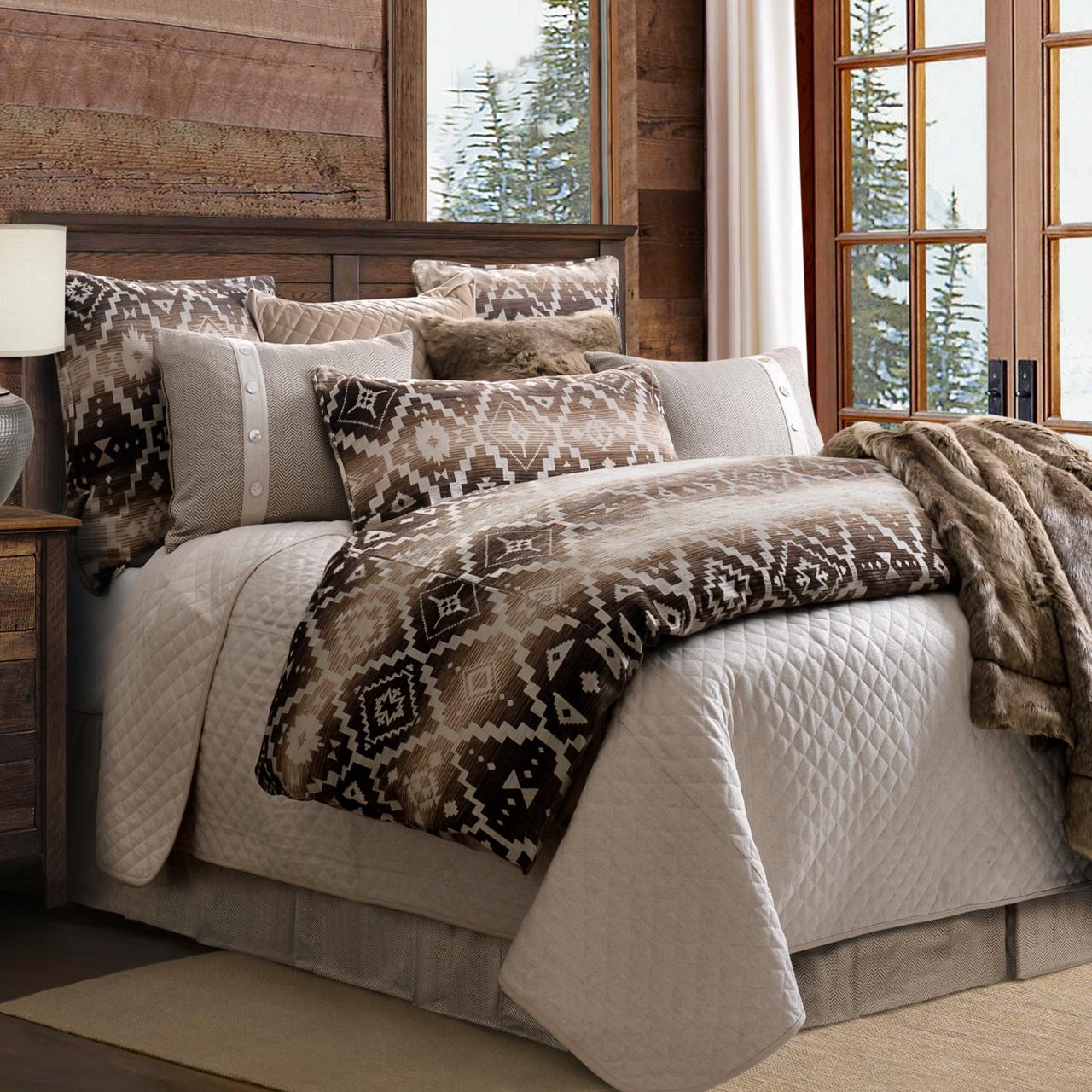 Aztec Chalet Comforter Set