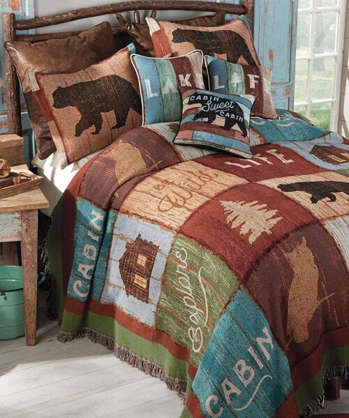 Bear Bedding Set