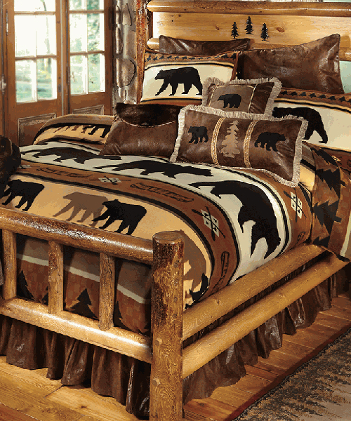 Black Bear Lodge Bedding