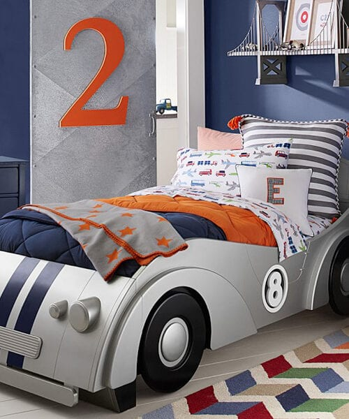 Boys Car Bed