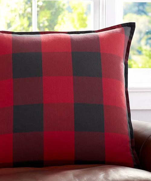 Buffalo Check Plaid Pillow