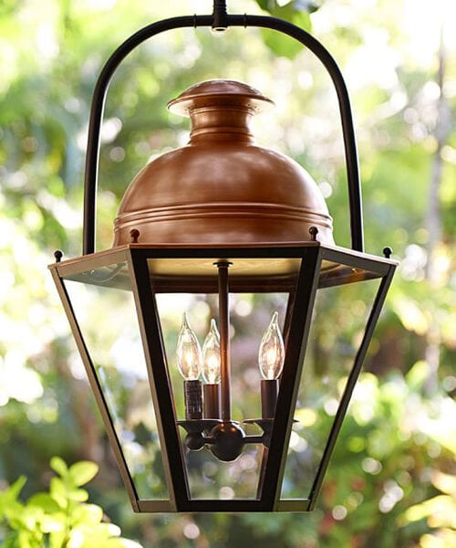 Outdoor Rustic Lighting