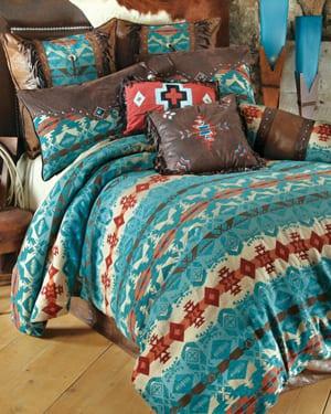 Cowgirl Bedding