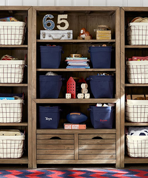 Crate Storage System