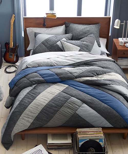 Denim X Boys Bedding Collection
