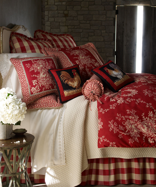 French Country Bedding