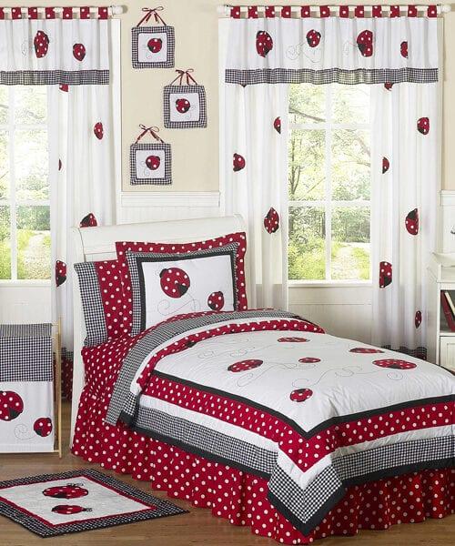 Jojo Ladybug Bedding