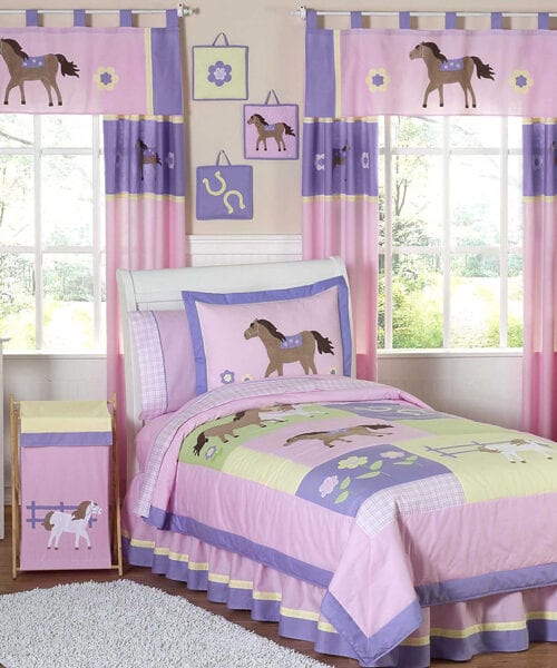 Jojo Pony Bedding