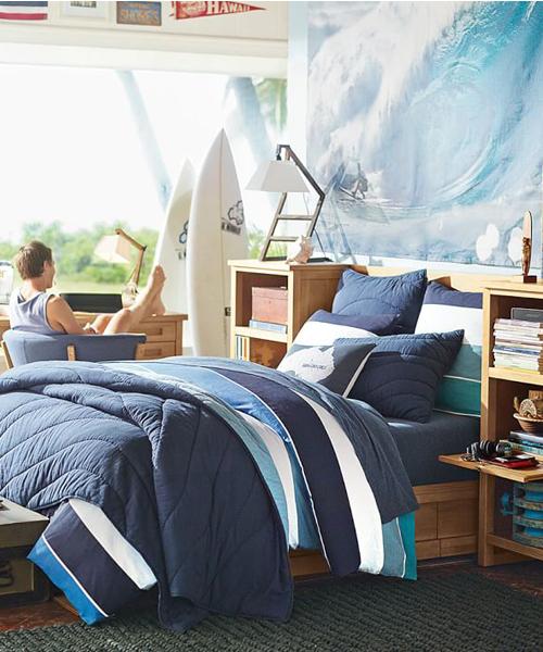 Kelly Slater Boys Bedding