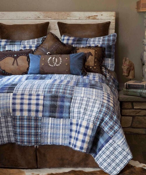 Kids Cowboy Bedding
