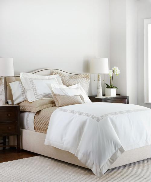 Matouk Embroidered Luxury Bedding