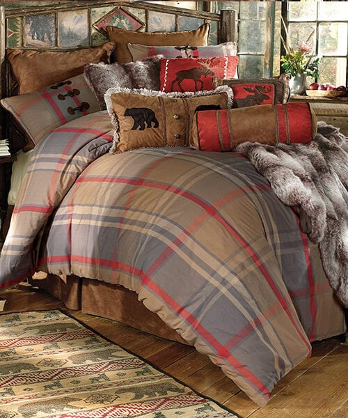 Mountain Trail Bedding