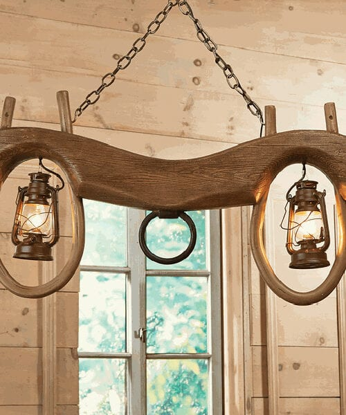 Ox Yoke Old West Lighting