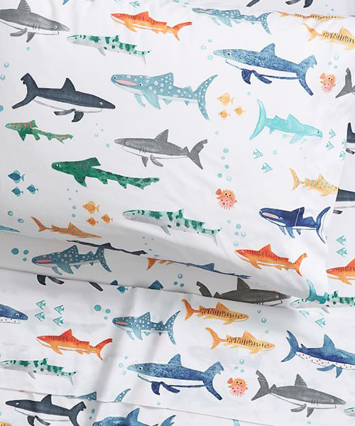 Shark Sheets | Boys Sheet Sets