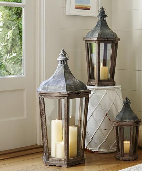 Street Lamp Lantern