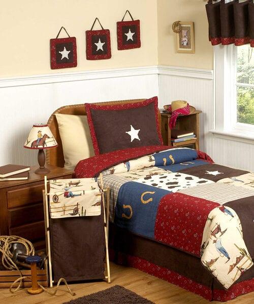 JoJo Cowboy Bedding