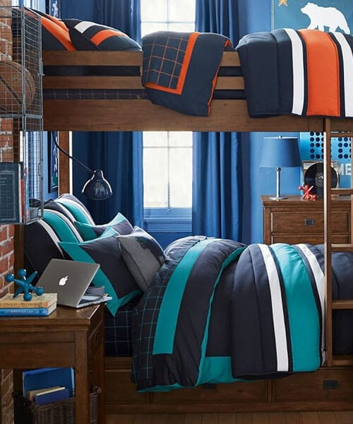 Teen Boy Bedding