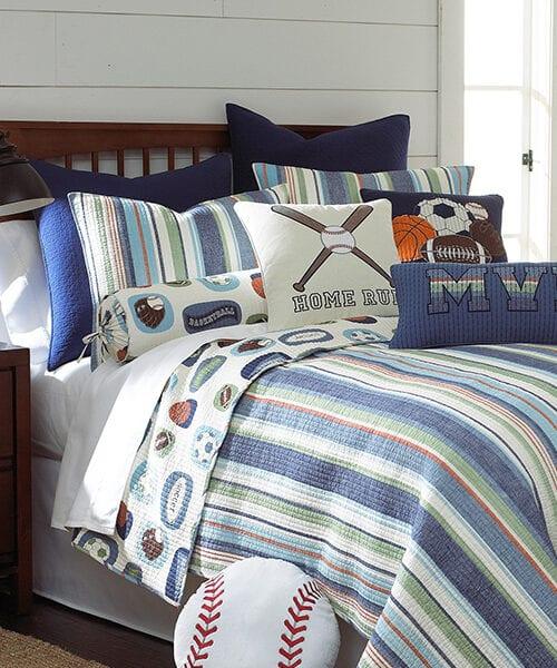 Sports Quilt Bedding