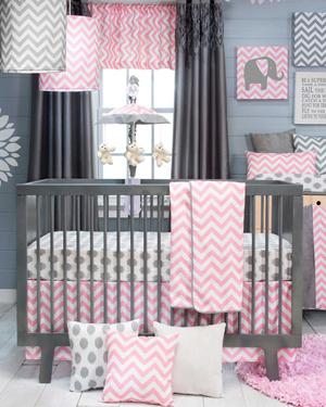 All Baby Girl Crib Sets
