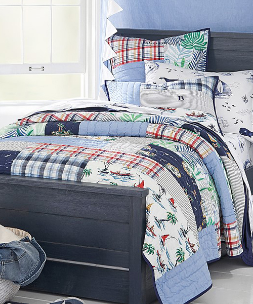Boys Surf Bedding