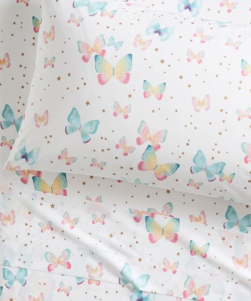 Butterfly Sheets