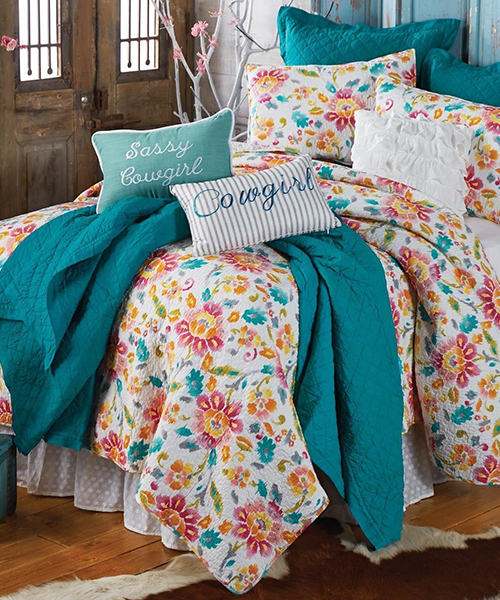 Little Cowgirl Bedding