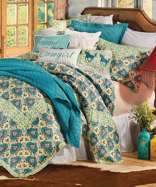 Cowgirl Western Bedding