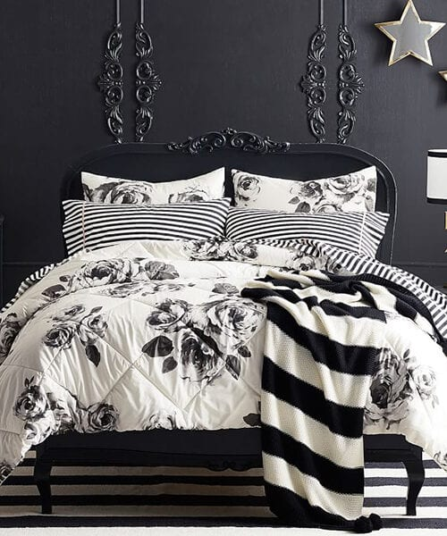 Girls Modern Bedding