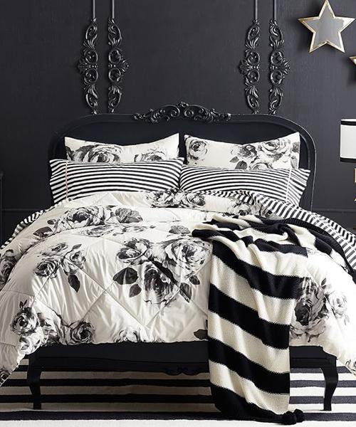 Girls Modern Bedding