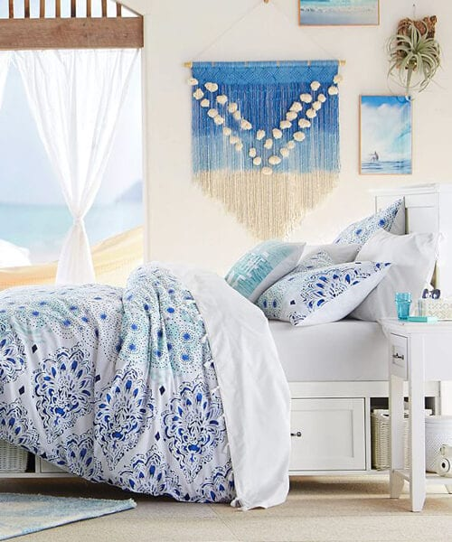 Girls Tropical Bedding