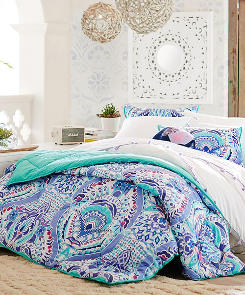 Teen Girl Comforter | Teen Bedding