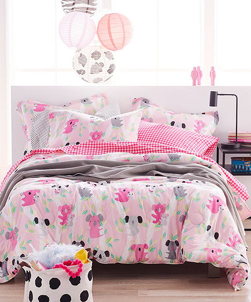 Kids Koala Bedding
