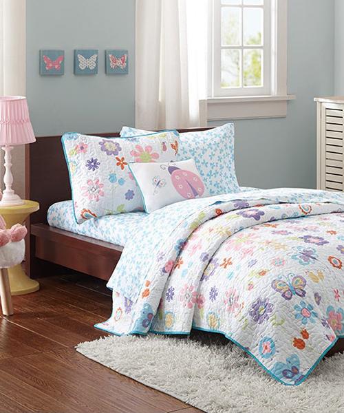 Mizone Kids Butterfly Bedding