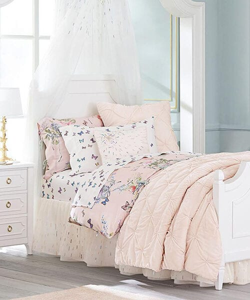 Monique Lhuillier Blossom Bedding