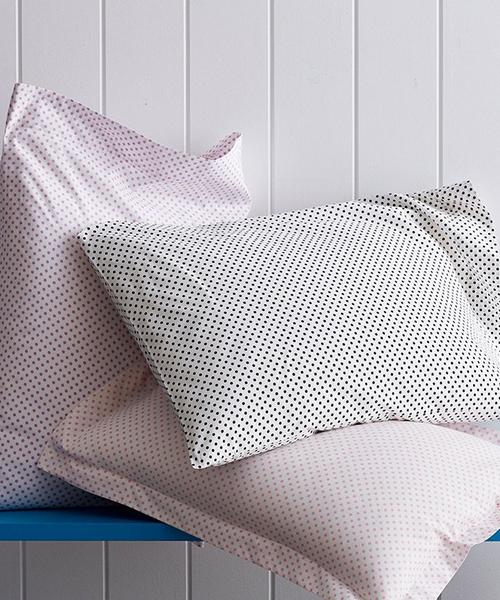 Swiss Dot Cotton Bedding