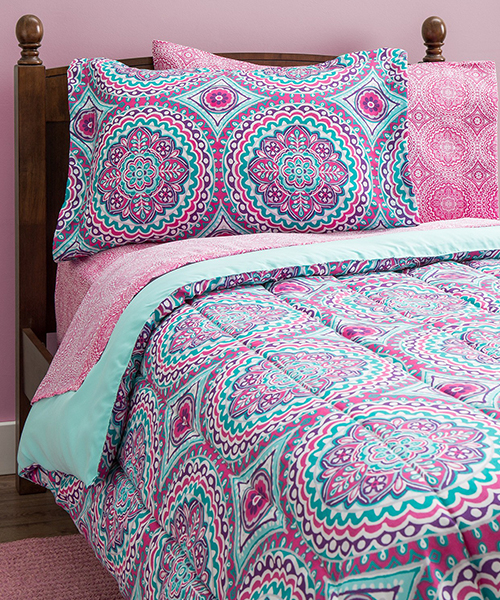Thalia Girls Bright Bedding